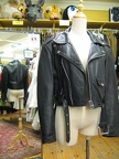80's Biker jacket ladies