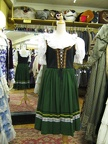 Dirndl green medium 1