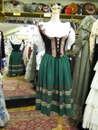Dirndl green small 1