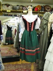 Dirndl green small 2