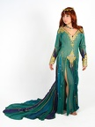 Dress Celtic Dryad