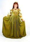 Dress Celtic Princess
